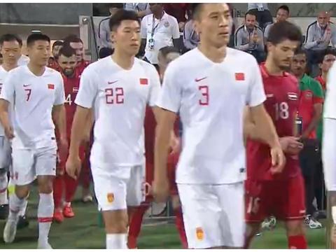中国队扳平比分!武磊进球了,中国队1-1叙利亚队