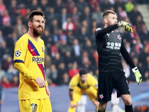莱加内斯:对梅西来说,任意球就和点球一样!