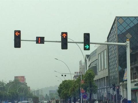 新版信号灯引不满,15天驾照被吊销,车主:以后谁还敢开车?
