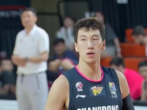 0分0板0助6犯规!广东队最强新星迷失