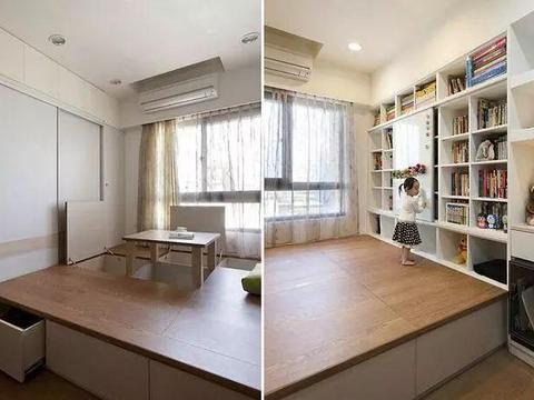 卧室窗边空着太浪费,学着这样设计,空间妥妥扩大5平米