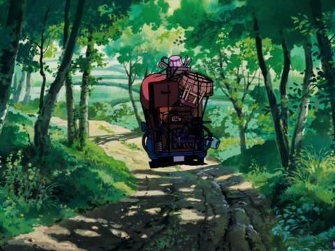 宫崎骏动漫第一弹:《龙猫》