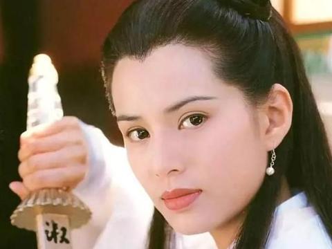"""继""""小龙女""""后,陈妍希出演""""紫霞"""",网友:求求你放过我们吧"""
