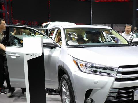 起步价22.98万,全新锐界上市,可以安心买丰田汉兰达了?