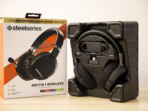 赛睿Arctis 1 Wireless无线耳机评测:Switch主机的最佳搭档