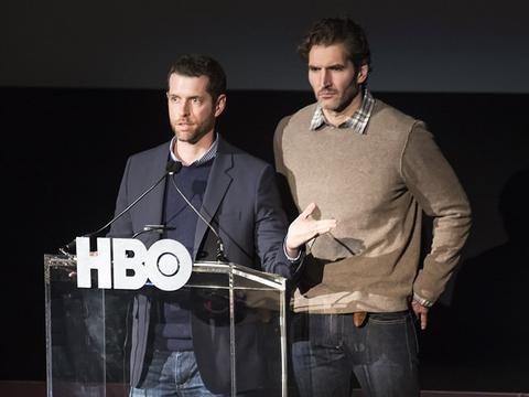 Netflix证实《权力的游戏》两位制作人将加盟