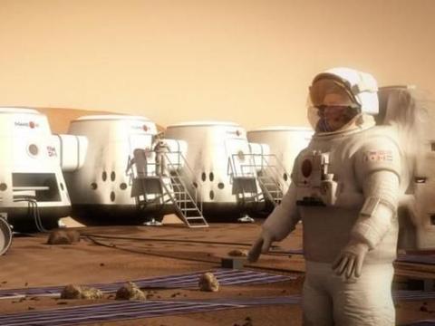 研究:太空环境可以让人类的血液倒流甚至停滞