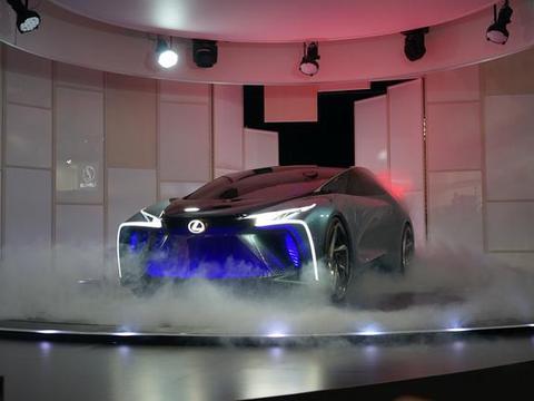 专为中欧市场打造/广州车展首发 雷克萨斯首款纯电动车预告图发布