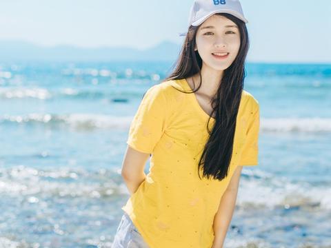 摄影分享:秒杀奶茶妹妹的长相甜美漂亮美女