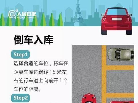 超实用倒车&行车技巧,新手也能从容上路