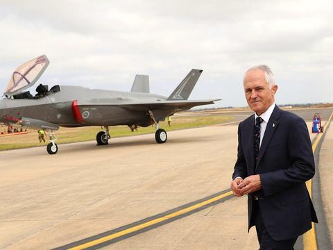 作战能力不够?澳空军高官曝出F35致命缺陷,高呼澳大利亚被坑惨