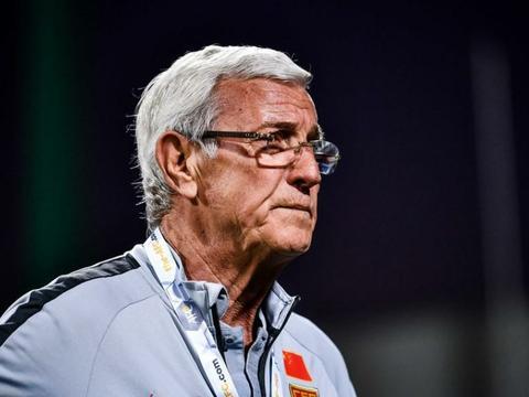 国足主帅里皮宣布:我向大家宣布现在辞职,我承担全部输球责任