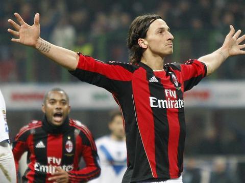 """""""教练:伊布想在意大利结束生涯,他可能去那不勒斯或米兰"""""""