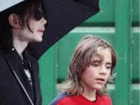 有种基因为迈克尔杰克逊孩子,孩子遗传白癜风,女儿漂亮极了