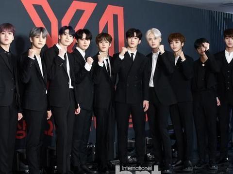 韩男团X1取消颁奖礼行程 101造假案后活动中止