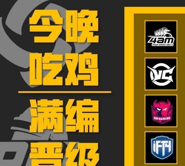 绝地求生PGC:PCL战队成绩总览,参赛队伍全部进入半决赛!