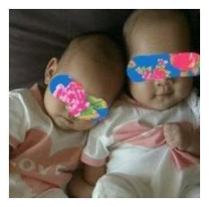 """有一种""""遗传""""叫张杰谢娜的双胞胎,看到正面照后:上天是公平的"""