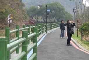 清、净、雅,板桥镇仙溪绿道完美亮相