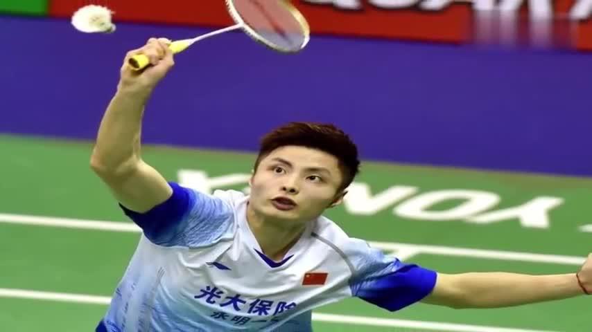 香港赛石宇奇逆转印度选手 携手国羽一姐陈雨菲杀进次轮