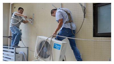 家里空调万万要这样装,一旦工人有这样做,不用验收直接给加钱