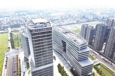 一张蓝图绘到底:中国宁波人力资源服务产业园攀高不停歇