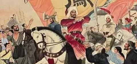 """明末农民大起义,真是因为李自成""""下岗"""",引发的""""血案""""吗?"""
