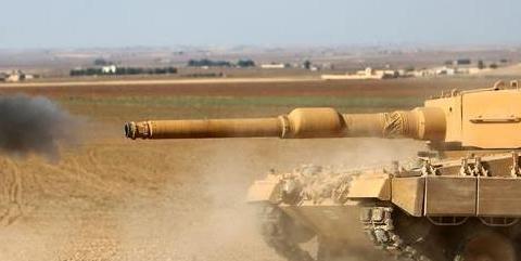 土耳其用人海战术进攻,叙军大杀器成绞肉机,俄:场面惨不忍睹