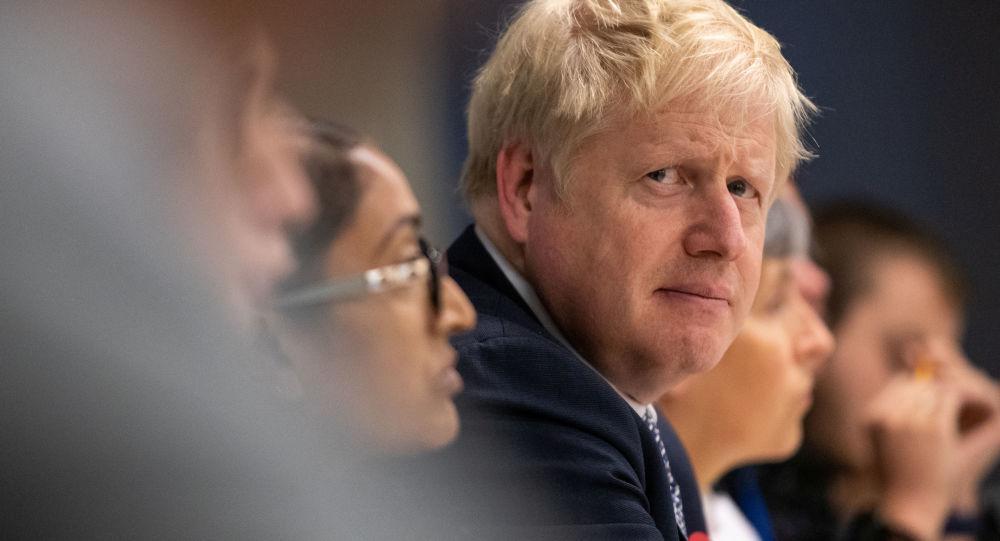 俄罗斯干预英国大选? 约翰逊:没证据