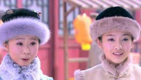 《美人心计》这两位小童星,时隔两年再合作
