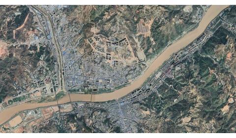 中国最奇特的两个县,相距300米仅一河之隔,却隶属不同省份!