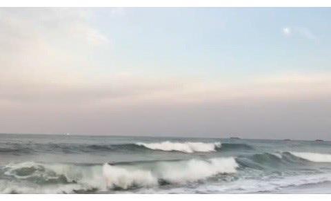 宋慧乔首次分享看海的视频,她真的想忘掉一切重新来过!