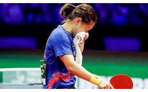 刘诗雯输了,伊藤美诚笑了,但是她笑早了!