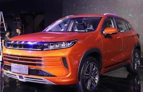 奇瑞第二款高端SUV,星途LX强势出炉,不到13万起开启预售