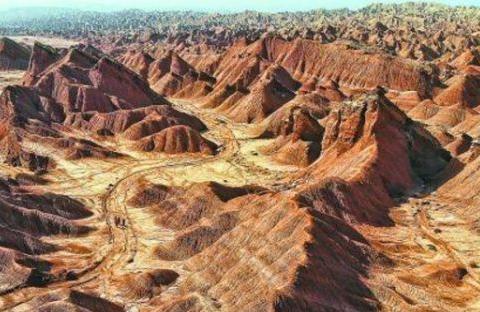 好消息!中国在新疆发现一块大油田,预计储备量将达200多亿吨