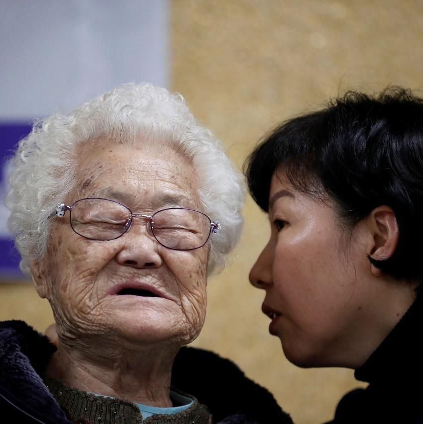 """""""'慰安妇'受害者没有罪,真正有罪的是日本"""""""