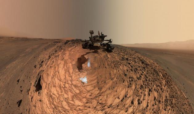 火星大气中发现神秘氧气源:哪来的?不知道!