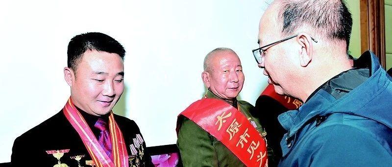 向他们致敬向他们学习,太原市表彰见义勇为先进个人和群体