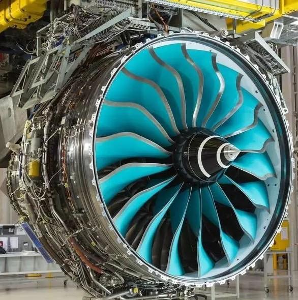 罗罗下一代航空发动机,计划于2025年投入使用