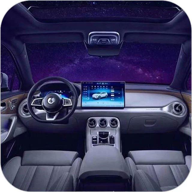 比亚迪大屏+奔驰设计,又一大空间SUV内饰官图正式曝光,真香!