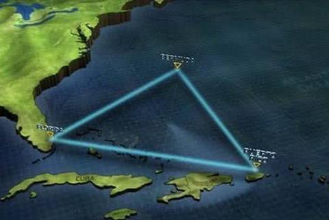 百慕大三角海底出现金字塔群,不受一点侵蚀,或是史前文明所建