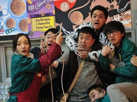 《夜店》:李小璐自降身价出演的小成本电影,张嘉译都来打下手