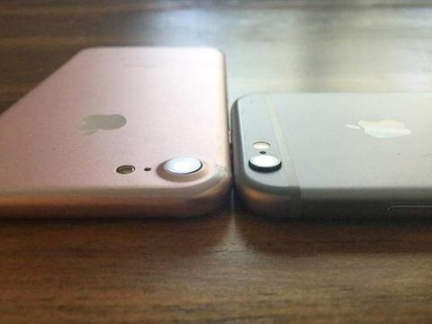 二手iPhone7真香,iOS系统和128GB内存,完胜千元新机