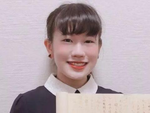 """偏科没有未来?看这个19岁日本女生交""""白卷""""反得最高分"""