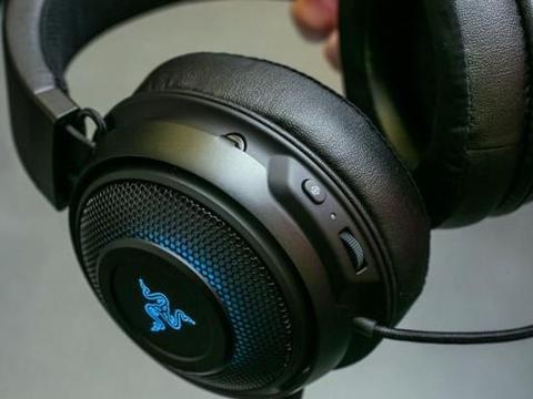 雷蛇推出Kraken Ultimate有线耳机,带有降噪麦克风