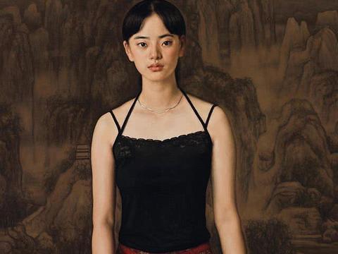 国人油画大师-杨飞云在新婚之夜画下自己妻子的唯美人体