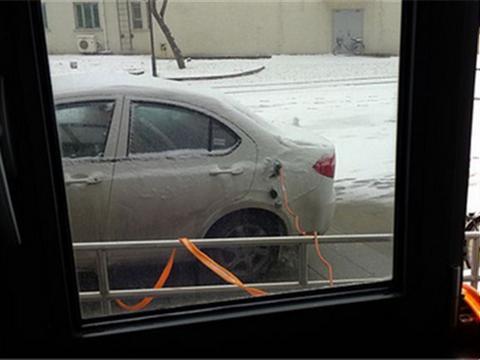"""沈阳一场大雪,揭开新能源汽车""""遮羞布""""?车主:我都不好意思说"""
