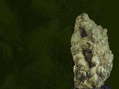 故宫博物院的镇馆之宝——大禹治水图玉山