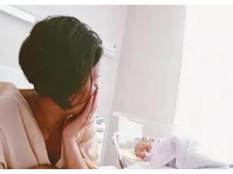 """35岁高龄孕妇挺了8个月大肚子,却迎来""""空月子"""",最后哭成泪人"""
