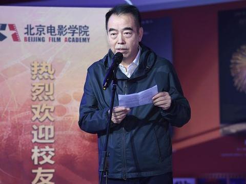 陈凯歌北影40周年聚会上的讲话真是一级棒,毕竟想报考北大中文系