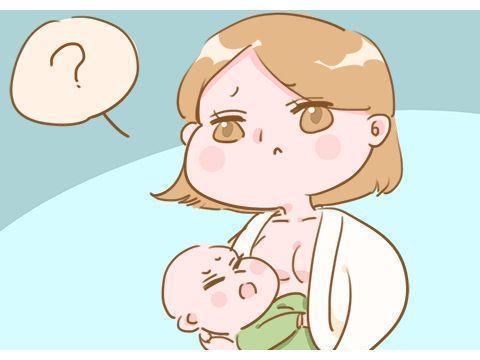 """""""妈妈,我吃饱了"""",当宝宝发出这3个信号,说明已经吃饱了"""